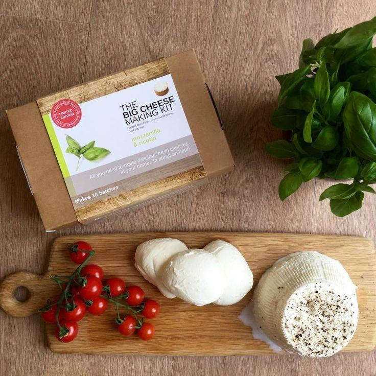 Mozzarella And Ricotta Kit – Happy Kombucha