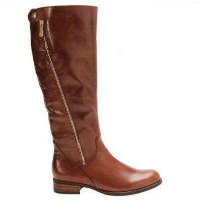 Gabor Brown Dawson M Womens Long Boots at Debenhams