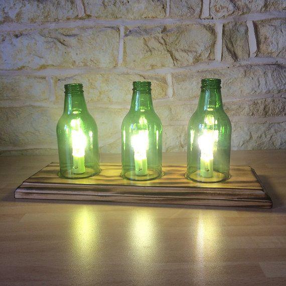Best 25+ Beer Bottle Chandelier Ideas On Pinterest