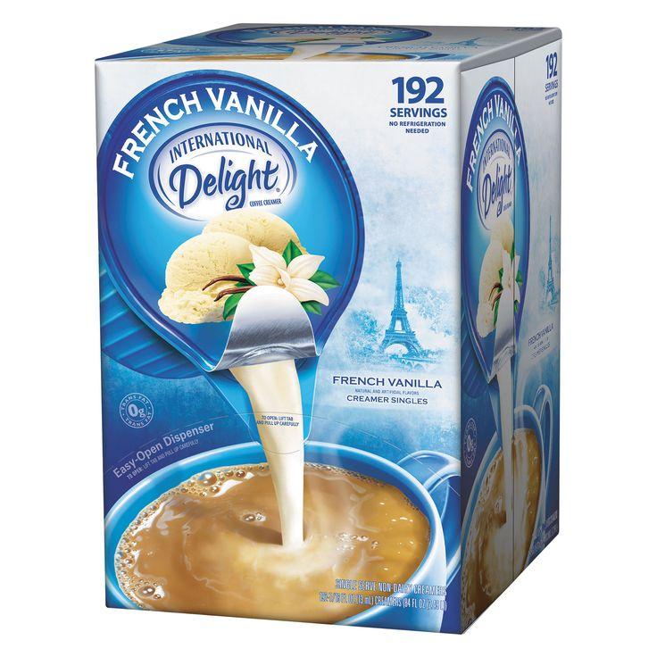 International delight french vanilla creamer 192count