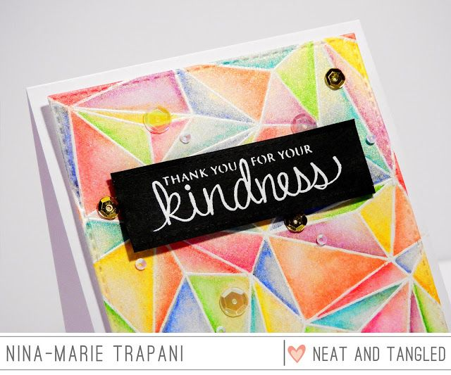 Watercolor Backgrounds with Nina-Marie   - Products and inspiration from Neat And Tangled: http://neatandtangled.blogspot.com/