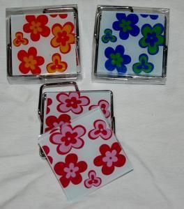 Posavaso Cristal Flower Soporte Metal Detalle Boda,Regalo Invitados,Regale Posavaso,Posavaso Cristal #Grandetalles