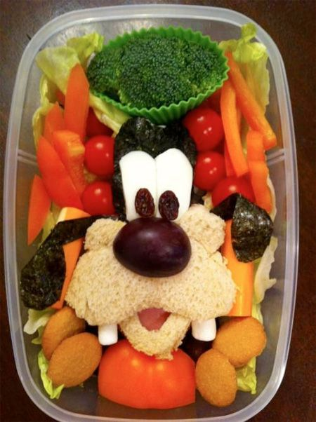 Creative Lunch Meals