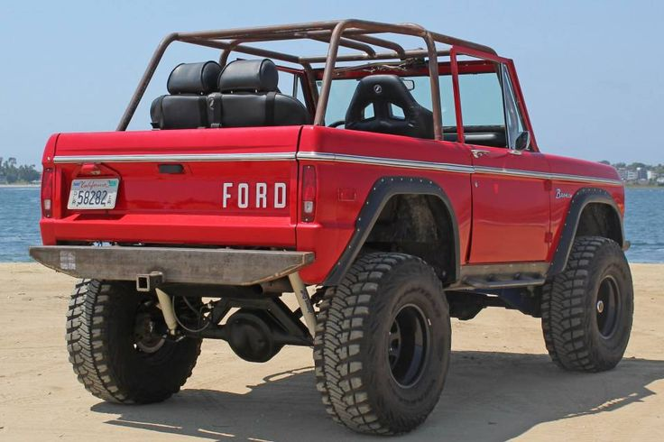 1972 Ford Bronco for sale #1868542 | Hemmings Motor News More