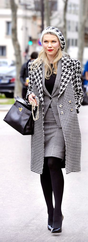 Zhanna Bianca / rue de Varenne / Paris by Easy Fashion