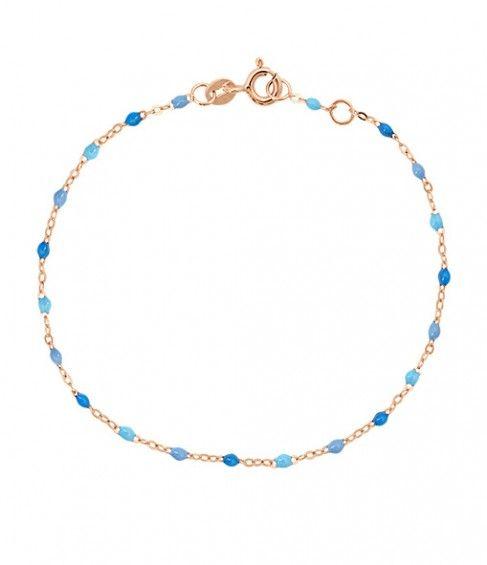 Bracelet Perles Résine exclusivité lulli - GIGI CLOZEAU