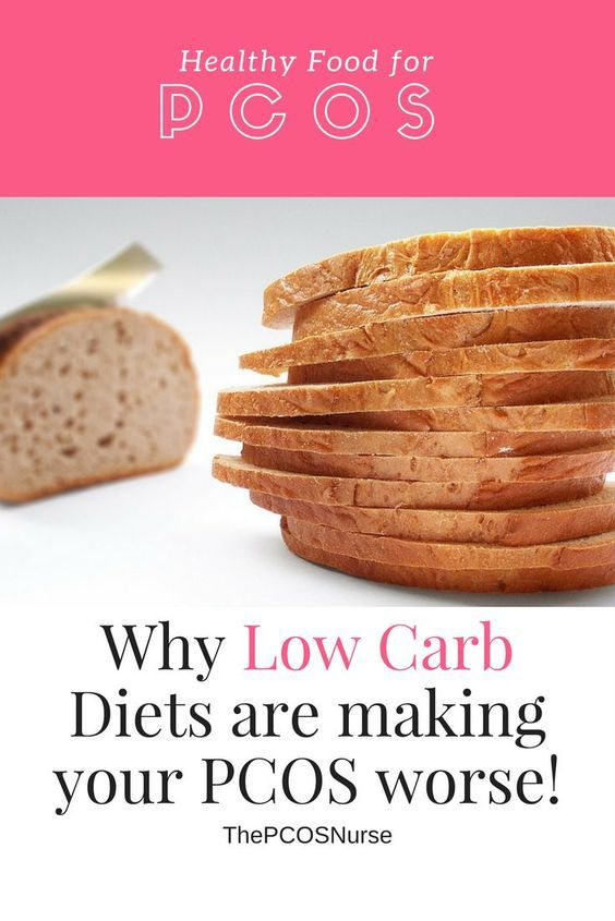 Is a low carb, ketogenic, or paleo diet making your PCOS worse? Should you eat carbs? Should you eat more protein. This article walks you through the evidence from the latest research on what it will actually take to lose weight with PCOS (and keep it off). #pcos #pcosweightloss #pcosfertility #ketogenic #paleodiet #lowcarbdiet