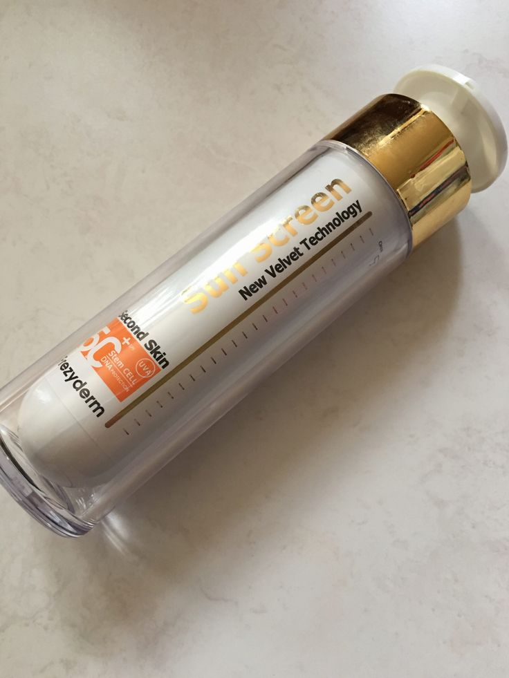 Really Ree - Frezyderm sun screen offers very high protection and is water resistant- it's sold as a makeup primer so perfect if you need spf under your makeup.