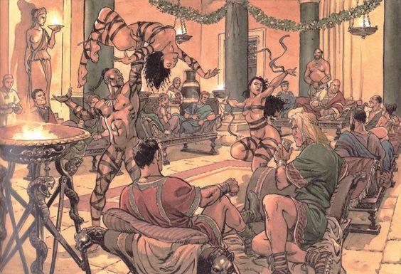 De adelaars van Rome - Enrico Marini: