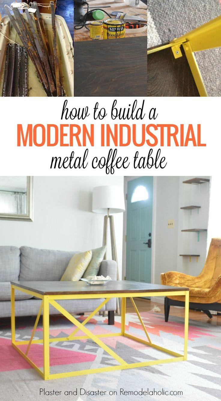 best 25 metal coffee tables ideas on pinterest best coffee