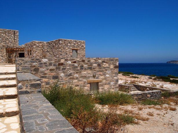 Stone house by the sea.. A dream! #Paros #Greece