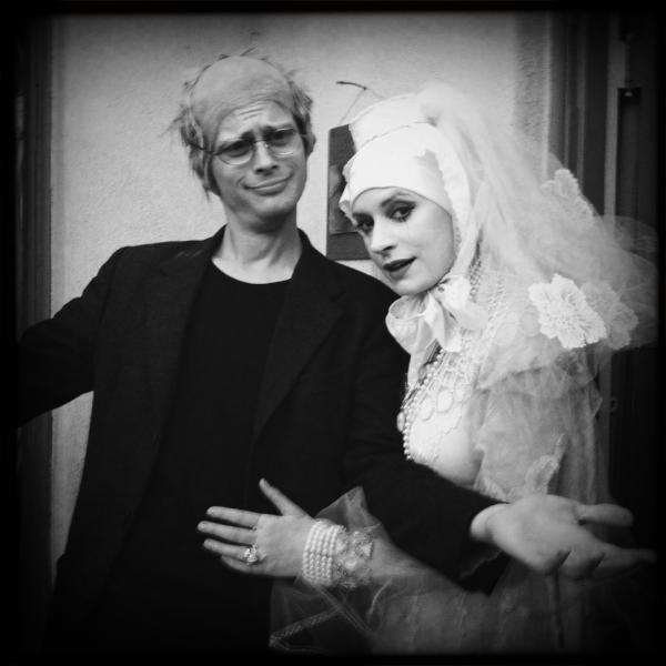 Halloween with MGG and PB