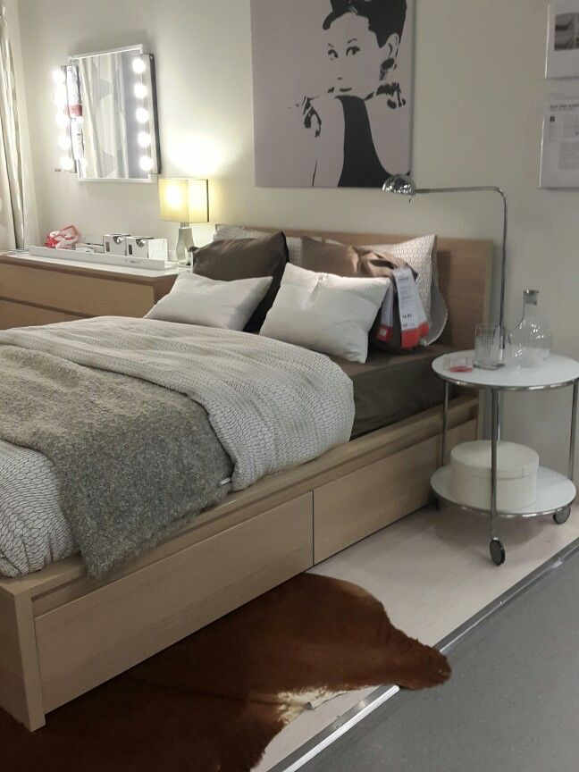 1000 ideas about ikea malm bed on pinterest malm ikea malm and ikea - Malm frisiertisch weiay ...