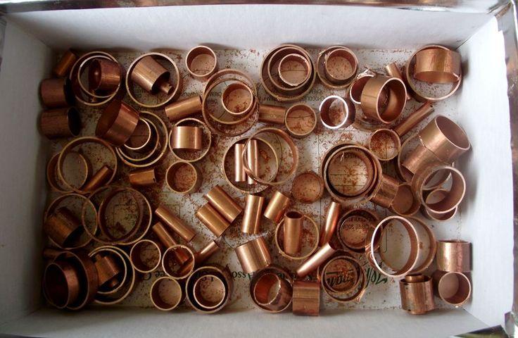 Love My Art Jewelry: Copper Tube Cutting Tutorial.....
