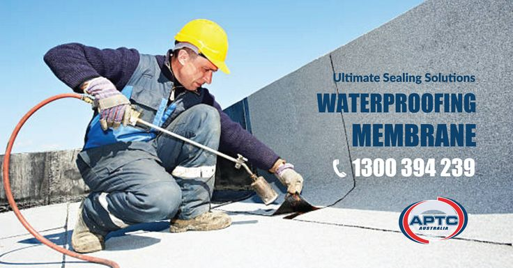 The correct selection, installation and application of the specified waterproof membrane system is absolutely critical. APTC Australia supplies waterproofing membrane to trades allied to the construction industry including liquid and bitumen sheet membranes. #WaterproofMembraneSystem #Waterproofing #WaterproofingSystems