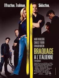 Affiche Braquage à l'italienne