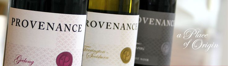 Provenance Wines | Hand crafted Victorian wines with soul. Bannockburn & Geelong