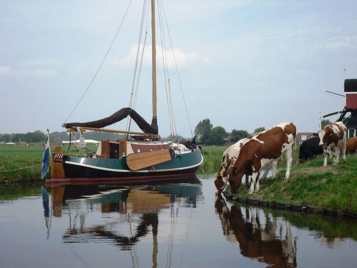 Kaag, Zuid-Holland, Netherlands