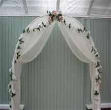 pictures wedding arches | ... wedding arch, can be used indoor and outdoor for your wedding ceremony