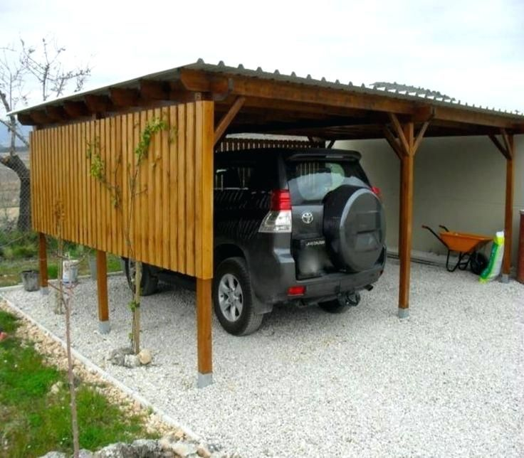 How To Enclose A Porch Cheaply Image Result For Cheap Car Shelter Out Of Wood Diy Christmas Ornaments For Kids Carport Designs Wooden Carports Pergola Carport
