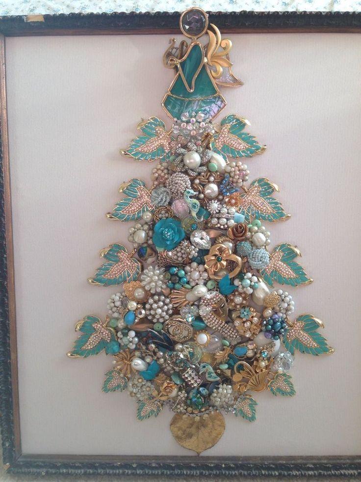 jewelry Christmas trees