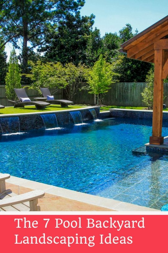 Greatest Pool Backyard Landscaping Ideas For The Family Pool