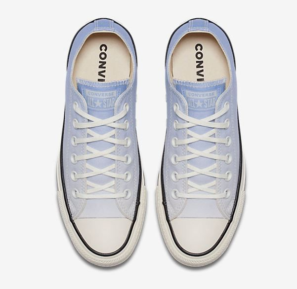 Converse Chuck Taylor All Star Ombre Wash Low Tops $28.48