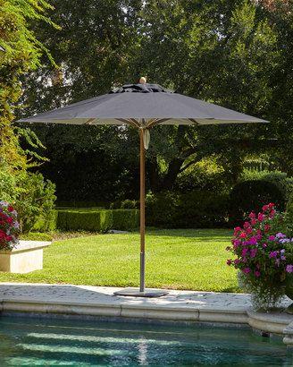 Shop Now - >  https://api.shopstyle.com/action/apiVisitRetailer?id=504920442&pid=uid6996-25233114-59 Santa Barbara Designs Charcoal Standard Canopy Outdoor Umbrella  ...
