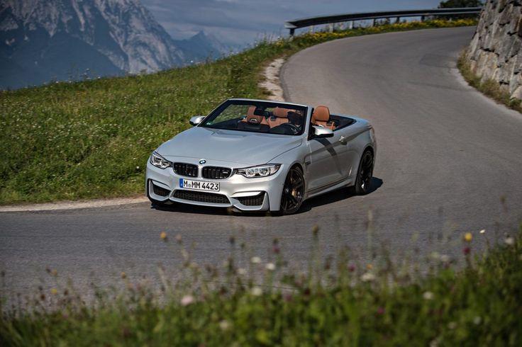 """BMW M4 Cabrio: """"Concerto all'aperto""""   Propulsore 6 cilindri in linea 3 litri con M TwinPower Turbo, potenza massima di 431 CV da 5.500 a 7.300 giri/min. e picco di coppia pari a 550 Nm da 1.850 a 5.500 giri/min., rappresentano alcune caratteristiche salienti della BMW M4 Cabrio. A titolo di confronto, la progenitrice M3 Cabrio u..."""