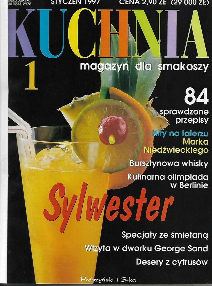 Kuchnia Rocznik 1997