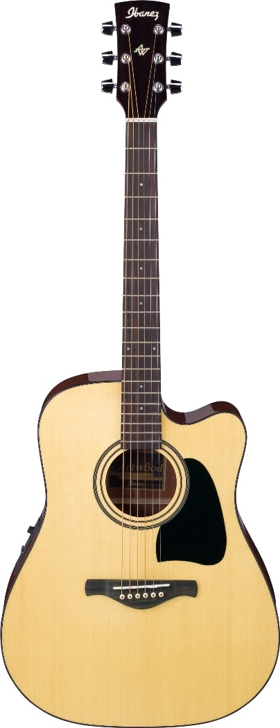 Ibanez AW50ECENT Acoustic Guitar