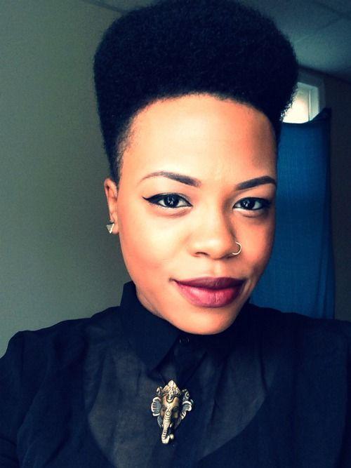 96 Best Barber Cuts For Black Women Images On Pinterest