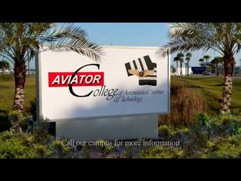 Aviator College - Aviation Degree Programs - Flight School USA