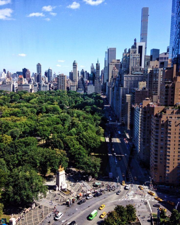 Las clases de etiqueta en Nueva York en nuestra oficina de Columbus Circle.