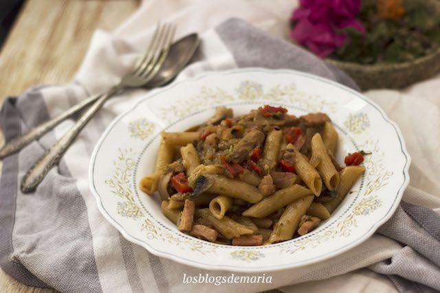 Ensalada Completa Con Vinagreta Comer Con Poco Verduras Receta Macarrones Pasta De Tomate