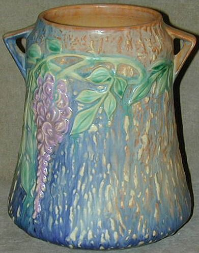 17 Best Images About Roseville Pottery On Pinterest Antiques Apple Blossoms And Vase