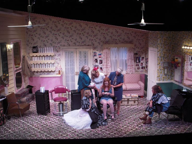 Steel Magnolias by Robert Harling August 17- September 3, 2011 The Cast Truvy..........................................................................Candace Clift...