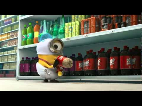 Best Minion scenes - because minions are awesome and they make me laugh