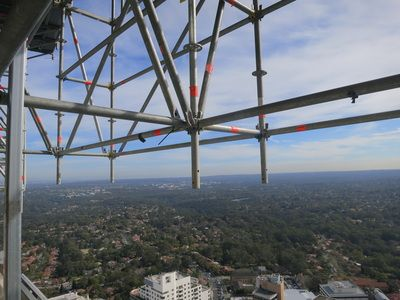 CANTILEVERED SCAFFOLDS - ENGINEERED SCAFFOLDING AND ACCESS ...