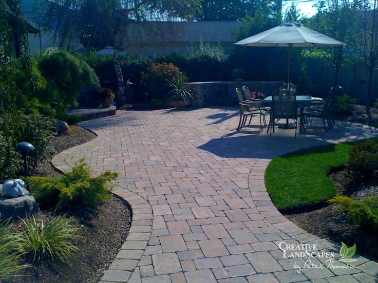 Beautiful Backyard Patios 1295 best patios, outdoor living & paths images on pinterest