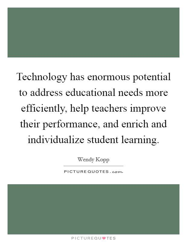 Educational technology quotes & sayings educational technolo