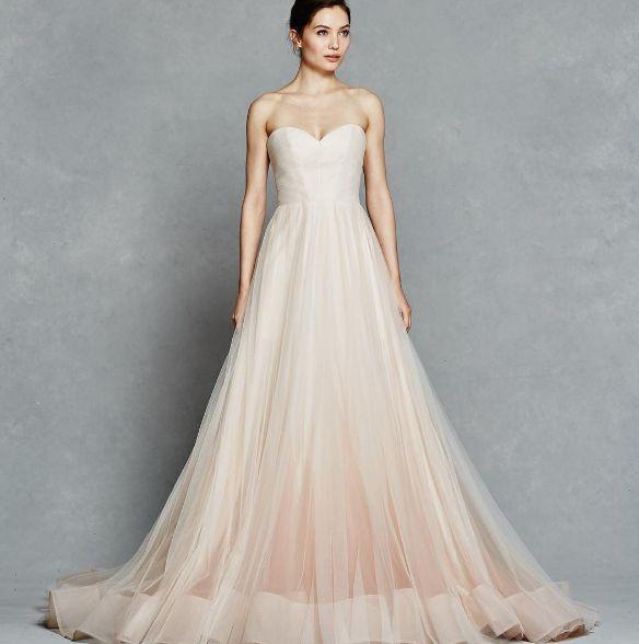 L'OMBRE WEDDING DRESS : ou la NOUVELLE TENDANCE ROBE DE MARIÉE qui va vous faire CRAQUER ! - Confidentielles