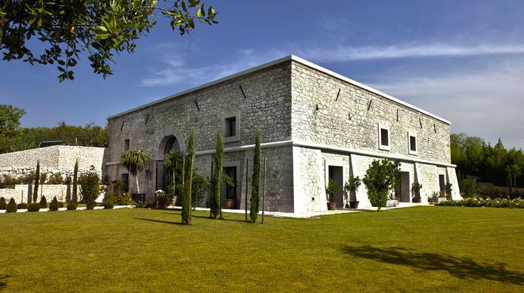 Delser Manor House Hotel in Verona Italien   Splendia - http://pinterest.com/splendia/