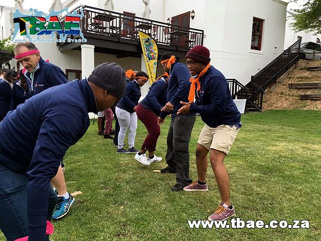 De Zalze Lodge Team Building