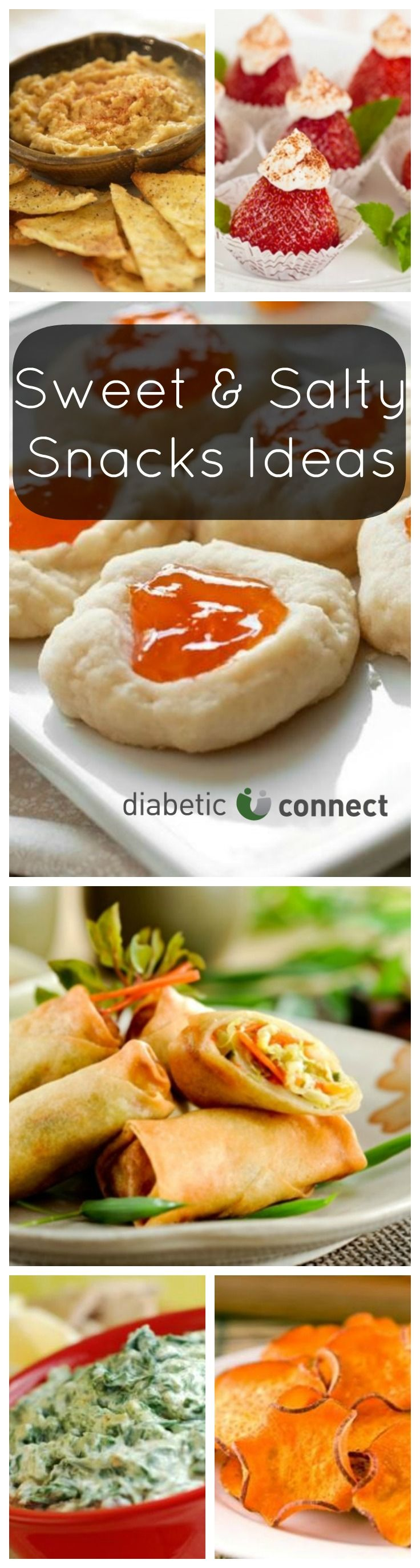 57 best snack recipes diabetic connect images on pinterest whichever you like heres a great collection of simple sweet and salty forumfinder Image collections