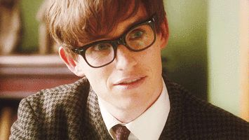 When he won the world over with his portrayal of the intelligent and inquisitive Stephen Hawking.