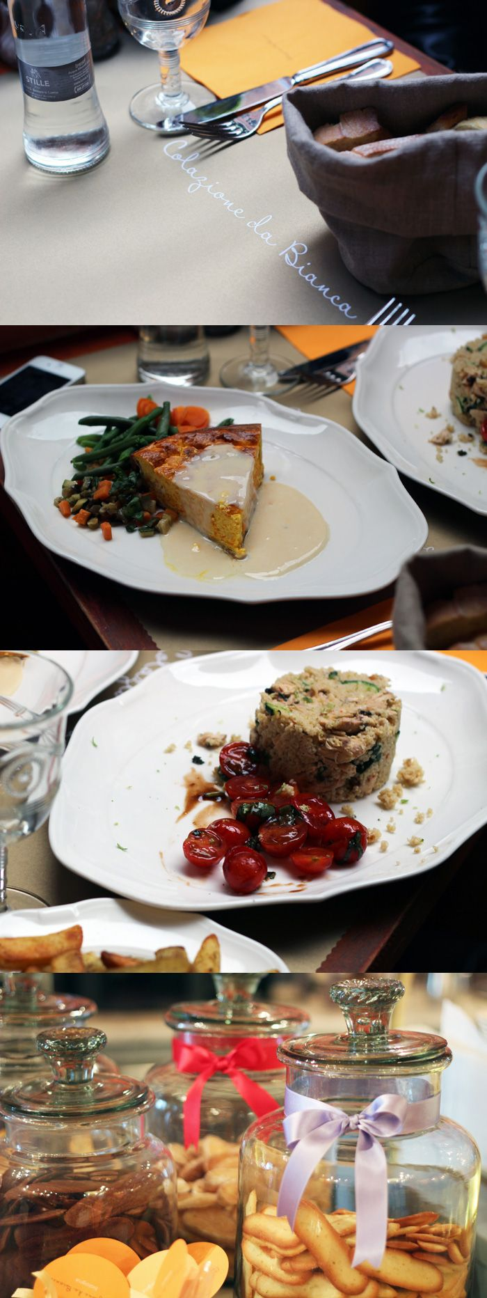 Colazione da Bianca Via Santo Stefano, 1 40125 Bologna Italien http://colazionedabianca.it/