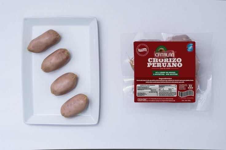 Chorizo Peruano en bolita Catalán 330 gr.