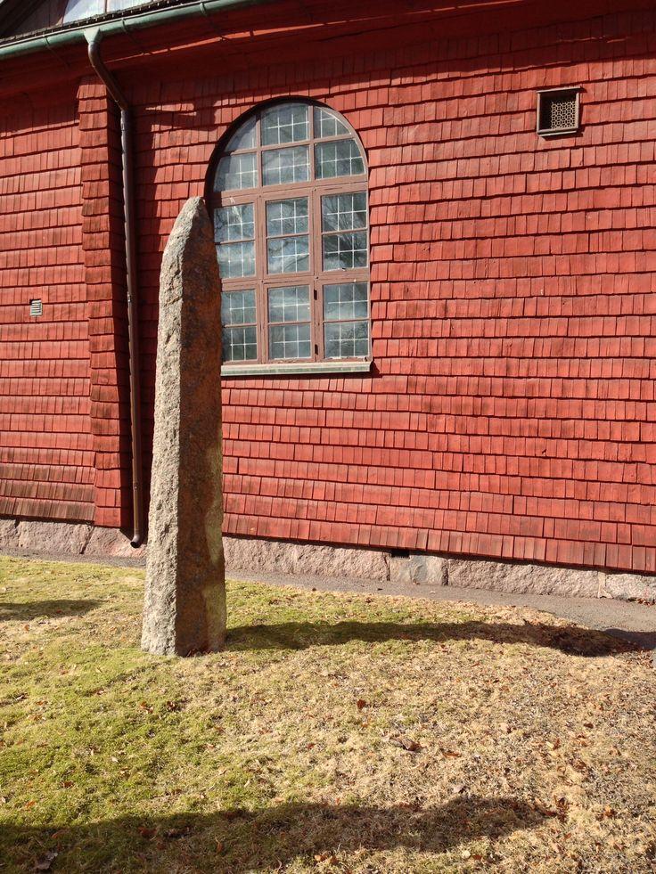 Karlskoga church, Karlskoga Kyrka, Sweden