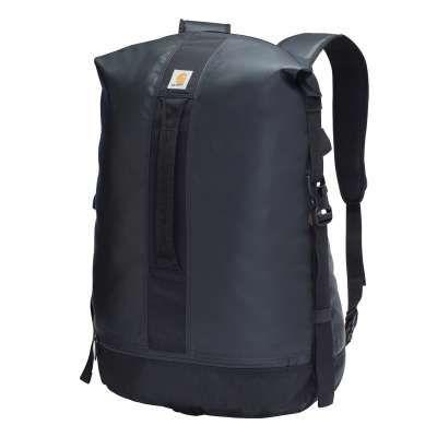 Carhartt Bags: 121304 01 Black Elements Series Army Duffel Backpack